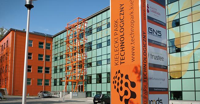 Współpraca z Kieleckim Parkiem Technologicznym w ramach programu INTEURO Biznes